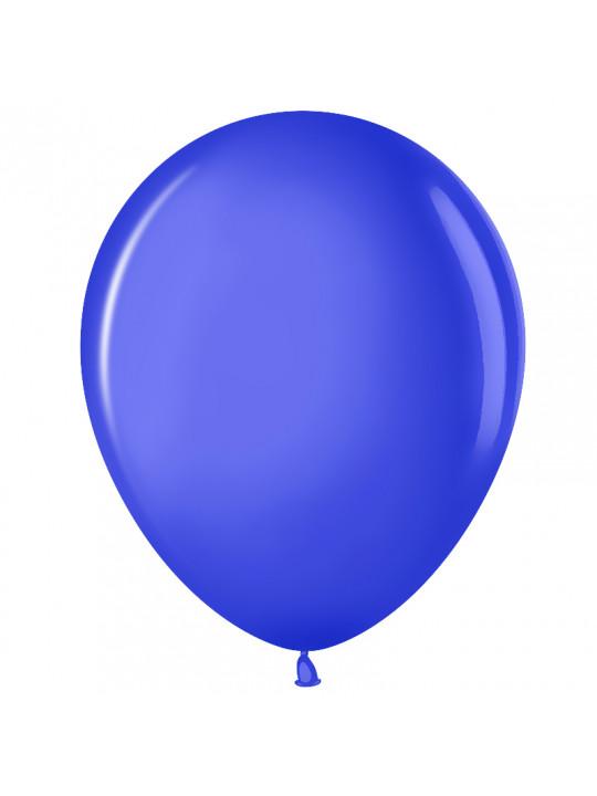Шар (12''/30 см) Синий (250), пастель.