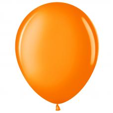 Шар (12''/30 см) Оранжевый (220), пастель.