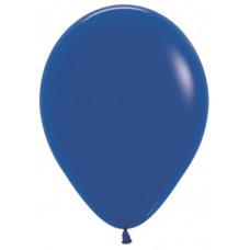 Шар (18''/46 см) Синий (041), пастель.
