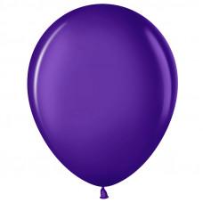 Шар (10''/25 см) Фиолетовый (260), пастель.