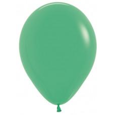 Шар (12''/30 см) Зеленый (030), пастель.