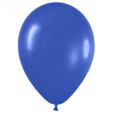 Шар (15''/38 см) Синий (041), пастель.