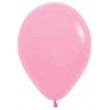 Шар (12''/30 см) Розовый (009), пастель.