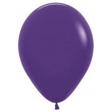 Шар (12''/30 см) Фиолетовый (051), пастель.