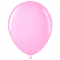 Шар (10''/25 см) Розовый (433), пастель.