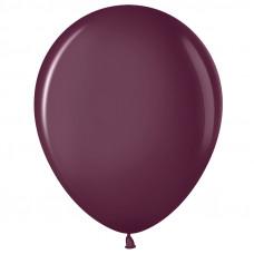 Шар (12''/30 см) Бургундия (441), пастель.