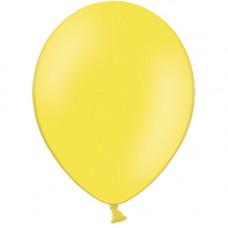 Шар (10''/25 см) Желтый, пастель.