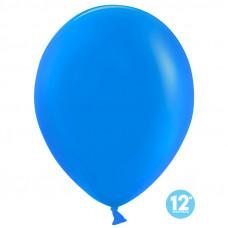 Шар (12''/30 см) Синий, пастель лайт.