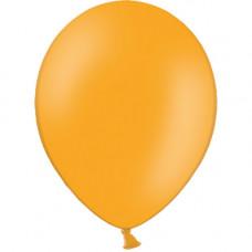 Шар (10''/25 см) Оранжевый, пастель.