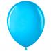 Шар (10''/25 см) Голубой (450), пастель.