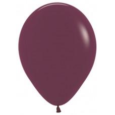 Шар (12''/30 см) Бургундия (018), пастель.