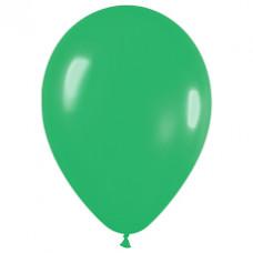 Шар (12''/30 см) Весенне-зеленый (028), пастель.