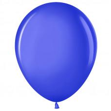 Шар (10''/25 см) Синий (250), пастель.
